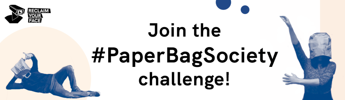 The Paper Bag Society challenge